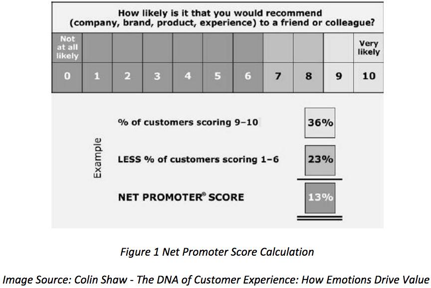 NPS (Net Promoter Score) Calculation