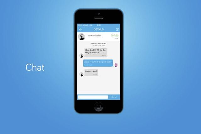 Payfriendz app
