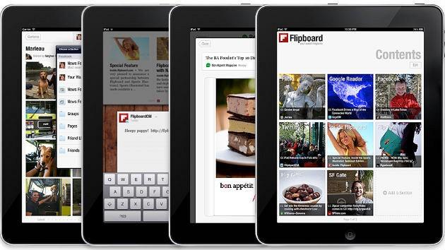mobile news app