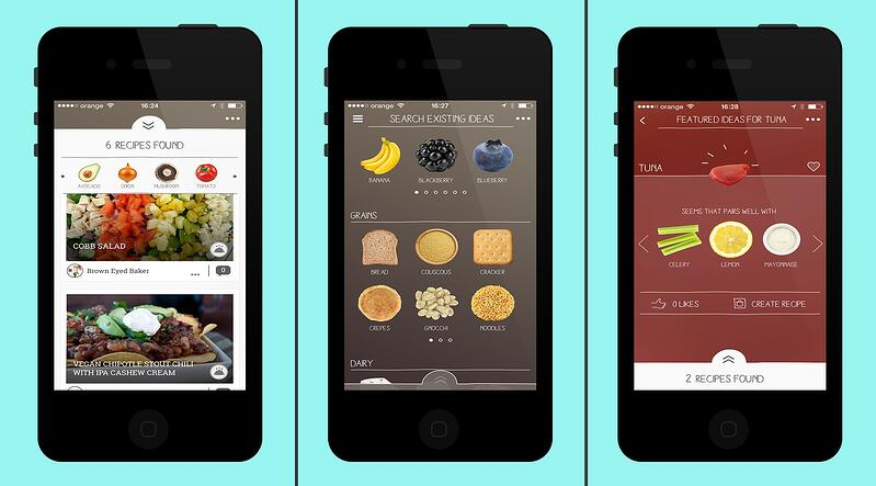 Apps for cooking