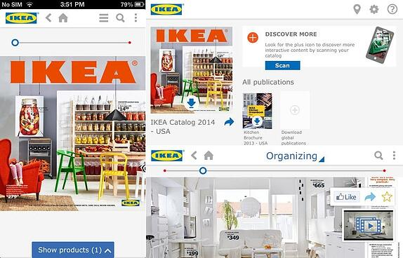 ikea mobile retail app