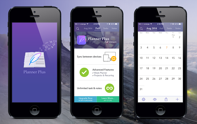 3 scheduling apps for iPhone