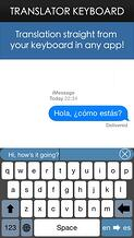 Translator Keyboard app