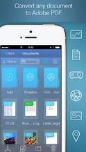 PDF PROvider iOS app