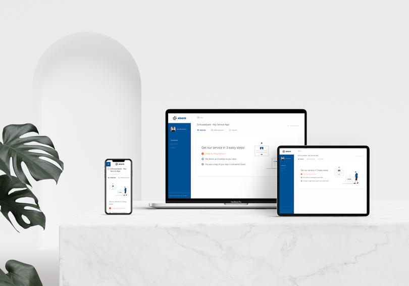 app on tablet desktop and mobile