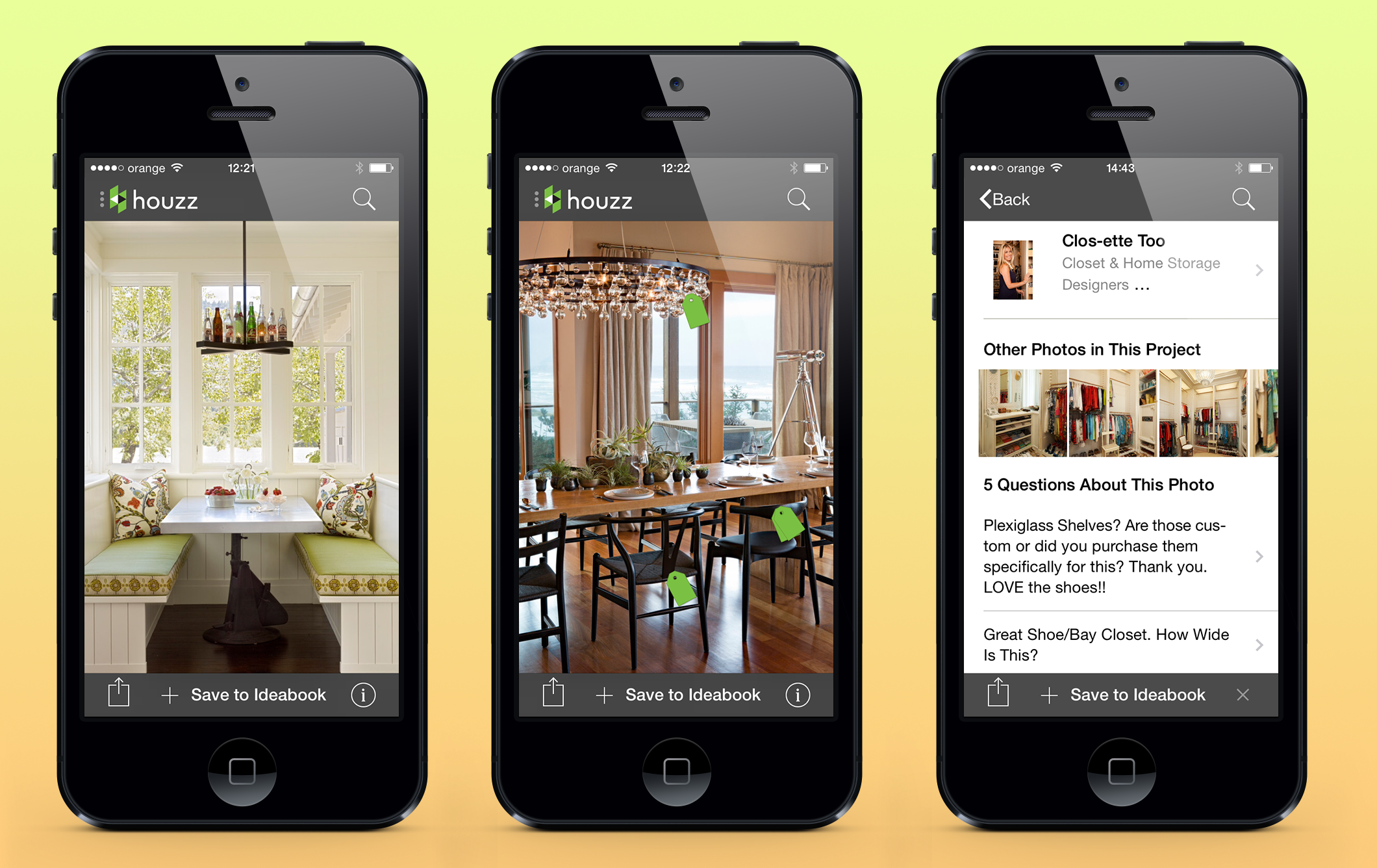 Houzz interior design ideas decoration app