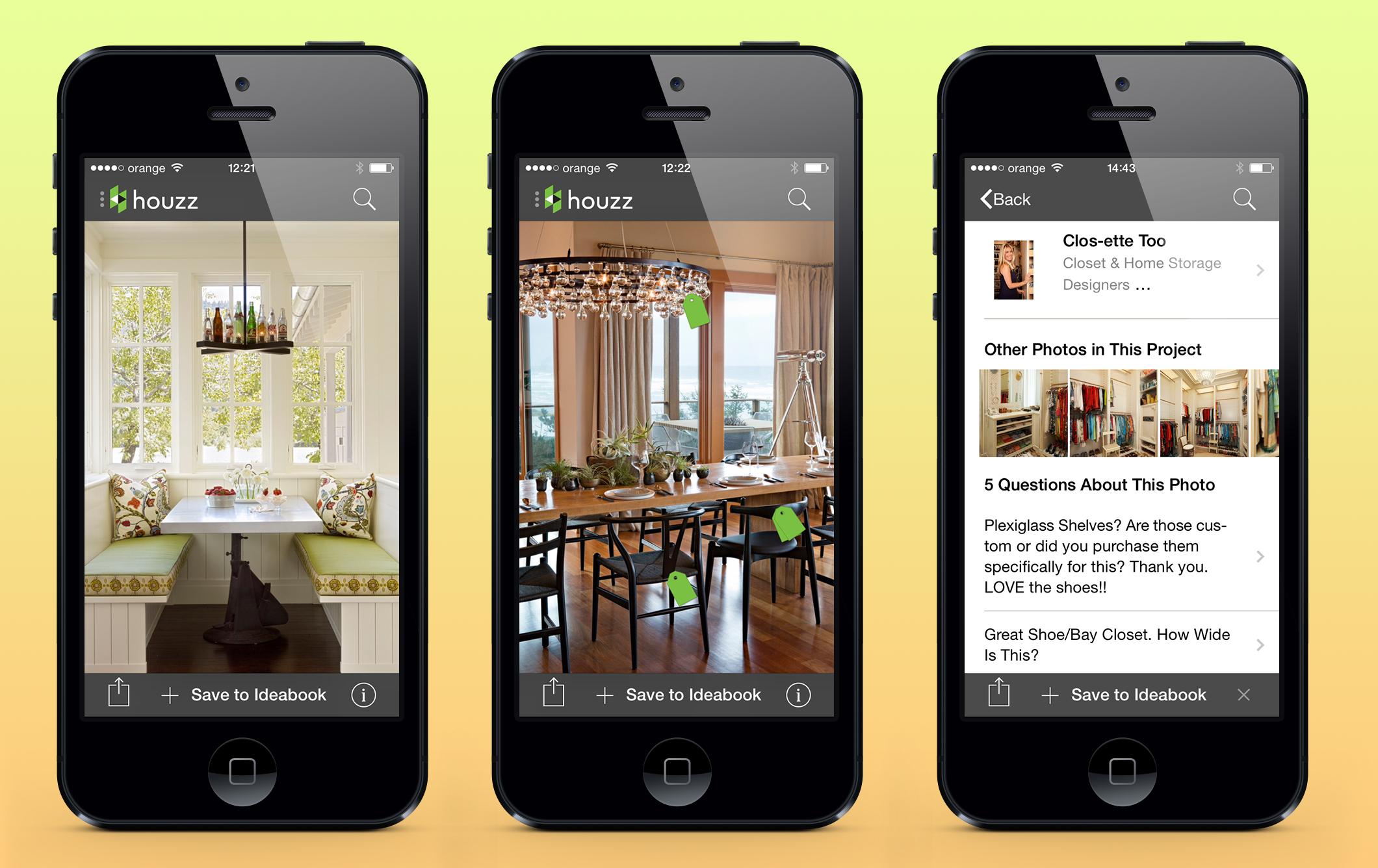3 Apps for Interior Design